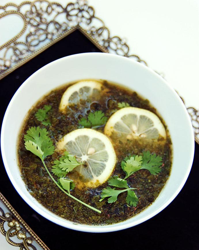 Kuchnia Egipska Molokhiamuluhija Najzdrowsza Zupa Na